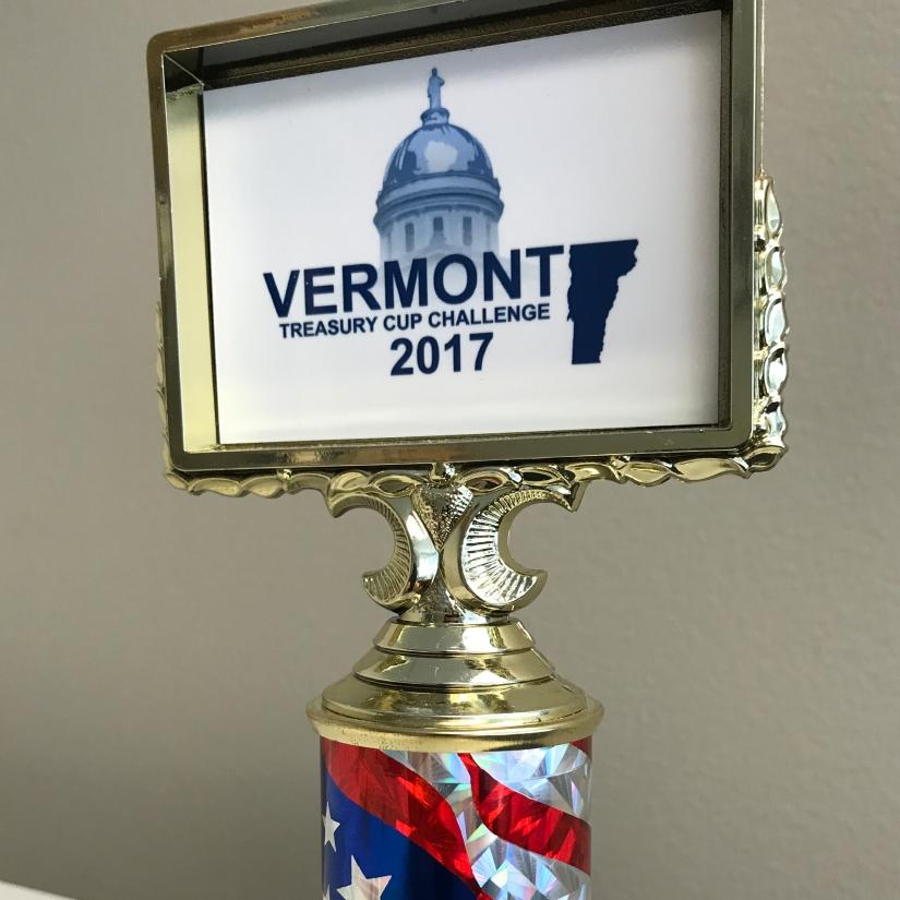 Jump$tart Volunteers Assist as MMU Wins the 2017 Vermont TreasuryCup