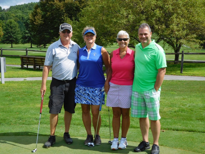 2017 Charity Golf Tournament a Smashing Success!
